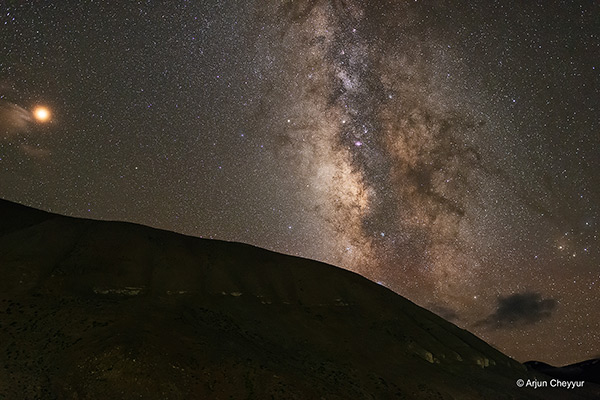beauty of the night sky